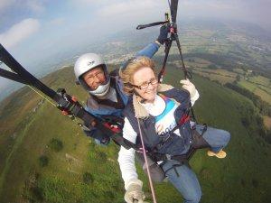 Paragliding Tandem Flight [Tandem only] - £119 00 : Axis