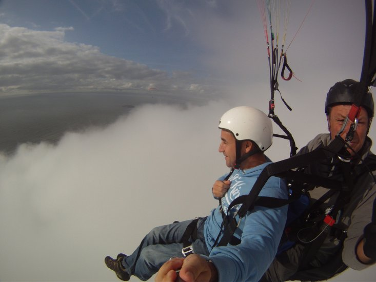 Paragliding Tandem Flight - Click Image to Close