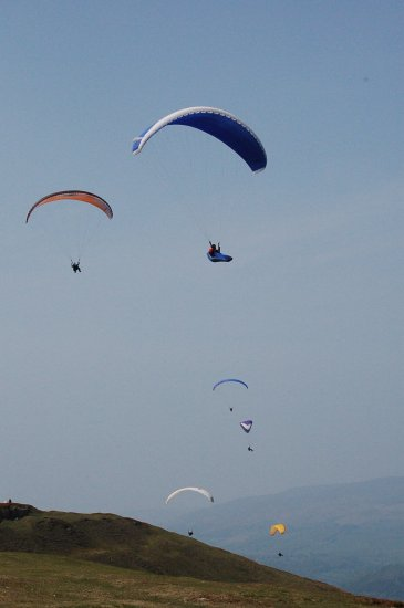 Paragliding Paramotoring extra days - Click Image to Close